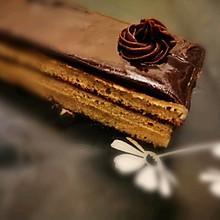 #美食视频挑战赛# 歌剧院蛋糕