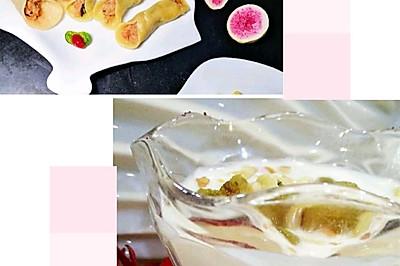 俪姐早餐之牛肉蒸饺➕蛋白质酸奶五谷