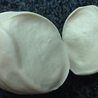 双色牛奶刀切馒头的做法图解9