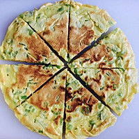 青椒鸡蛋煎饼—快手早餐的做法图解12