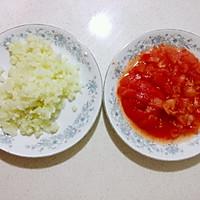 西红柿菜花鸡蛋面--宝宝辅食的做法图解4