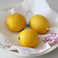 蜜渍柠檬的做法图解3