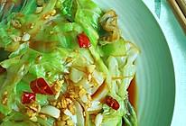 轻食更健康-椒香凉拌卷心菜的做法