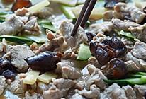 【软熘肉片】木耳黄瓜里脊肉,老北京吃法666!的做法