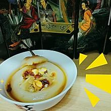 百合莲子薏仁雪梨煲
