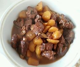 无酱油版土豆烧排骨的做法