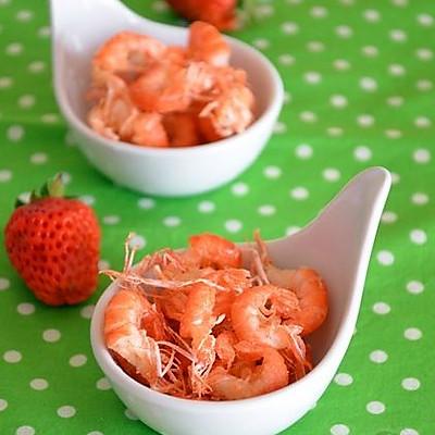 补钙小零食——酥炸小海虾