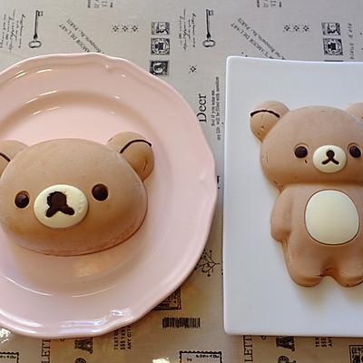 轻松小熊巧克力酸奶乳酪慕斯