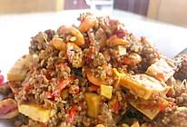 #今天吃什么#牛肉酱配馒头稀饭的做法