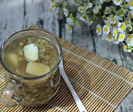 绿豆百合糖水的做法