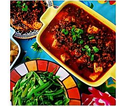 川香麻婆豆腐的做法
