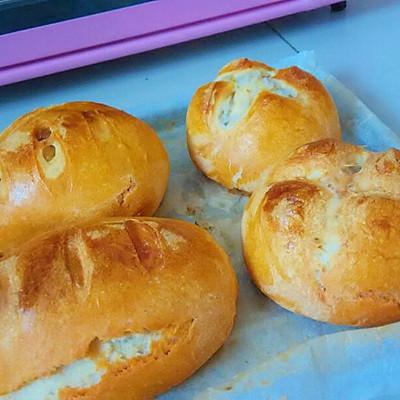 德式面包~的做法 步骤5