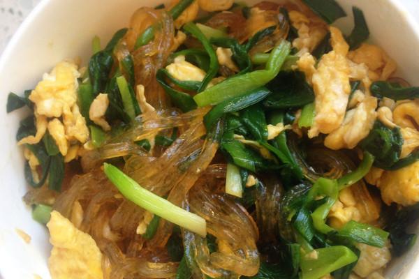 #菁选酱油试用之鲜美的炒合菜的做法