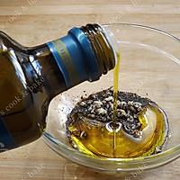 橄露Gallo经典特级初榨橄榄油试用之二——蒜蓉油醋汁拌秋葵的做法图解7