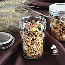 格兰诺拉麦片-Homemade Granola