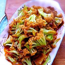 家常菜系之鱼香菜花