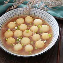 虾仁土豆丸子