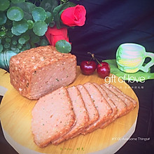 父亲最爱的午餐肉#德国Miji爱心菜#