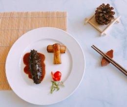 家常菜——葱烧海参的做法