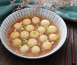 虾仁土豆丸子的做法