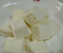 椰奶小方(吉利丁粉)的做法
