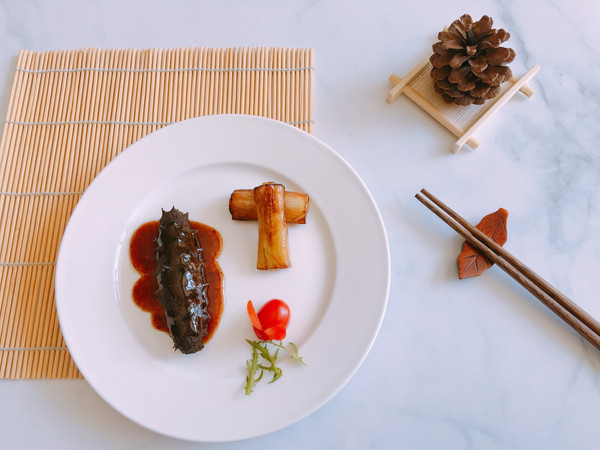 家常菜——葱烧海参