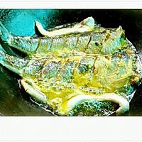 糖醋海青鱼的做法图解3