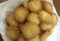 色拉油代替黄油的曲奇的做法