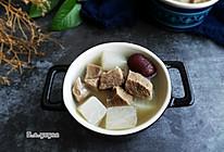 冬季养生暖身汤  羊肉萝卜汤的做法
