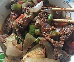 从宁夏人的后厨学来的炒烩肉的做法