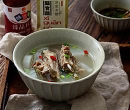 不油腻,无膻味—— 清炖羊排萝卜汤的做法