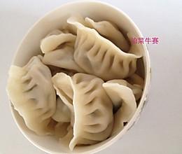 ^_^猪肉白菜饺子的做法