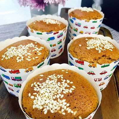 养颜红枣糕(不含泡打粉哦)