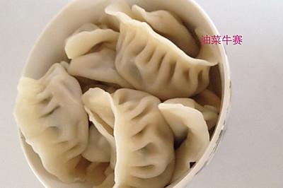 ^_^猪肉白菜饺子