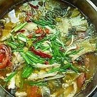 酸菜番茄鱼