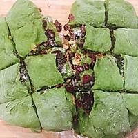 绿茶手撕面包的做法图解9
