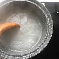 自制四川特色红糖冰粉成本只要两块钱的做法图解4