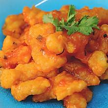 酸甜开胃不用吐刺的茄汁鱼柳!