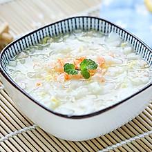 水润米片汤