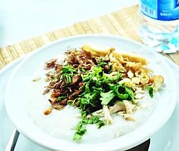 印尼风味早餐粥的做法
