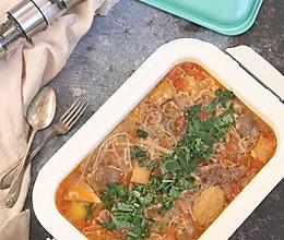 #精品菜谱挑战赛#番茄羊肉锅的做法