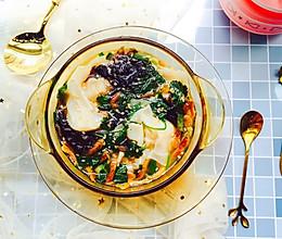 #洗手作羹汤#味蕾满足—酸汤鲜肉大馄饨的做法