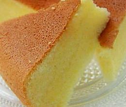 蛋糕(电饭锅版)的做法
