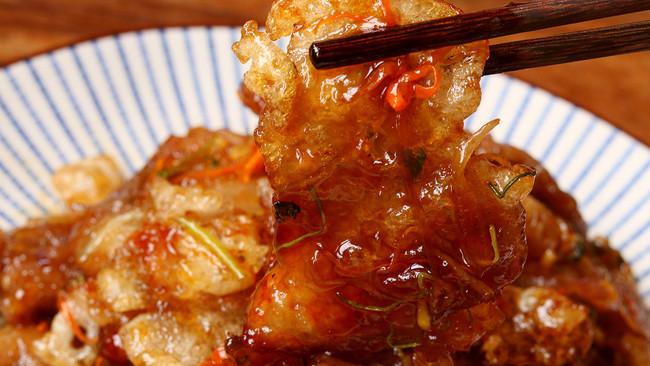 锅包肉│东北特色的做法