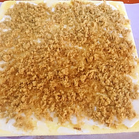 #带着美食去踏青#香葱肉松蛋糕卷的做法图解17