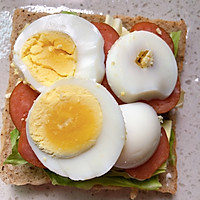 【快手早餐】全麦厚切三明治#美食新势力#的做法图解3