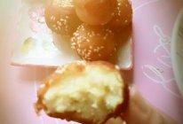 红薯芝麻球的做法