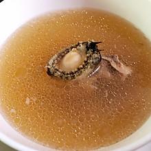 鲍鱼炖排骨汤(味道超鲜美的)