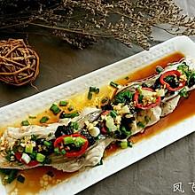 榄角蒸鲩鱼