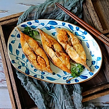 香煎乌鲳鱼